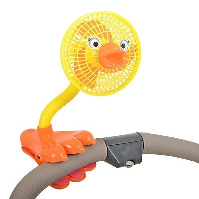 Whirly Bird Fan For Pushchairs, Buggy's & Prams Portable Fan