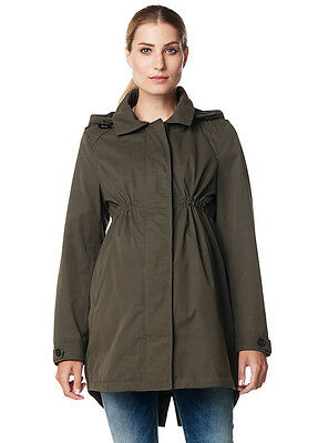 NEW - Esprit - Olive Green Parka - Maternity Coat