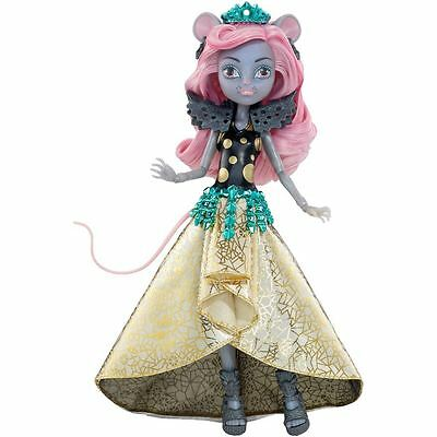 Monster High Boo York Boo York MOUSCEDES KING Doll Brand NEW & SEALED!!