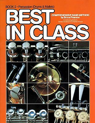 Best in Class Comprehensive Band Method Book 2 Flute