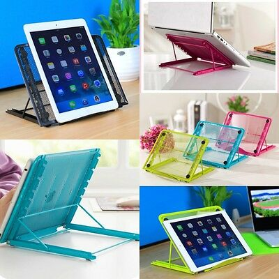 foldable Cooling Stainless stand for Laptop Stands for iPad computer holder Rack
