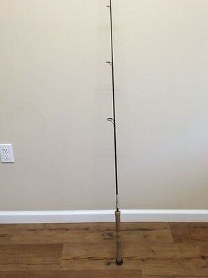 American tackle spinning rod length 6'6 medium action see photos