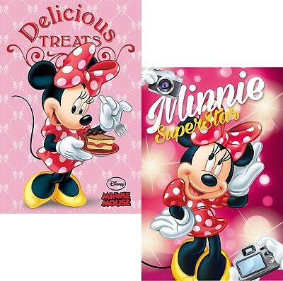 Minnie Mouse Maus Kinder Decke 100x150 Fleece Kinderdecke Kinder Kuscheldecke