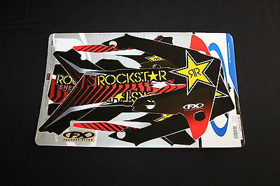 Honda Crf250R 2010-2013 & 450R 2009-2012 Fx Mx Graphics Decals Kit Stickers