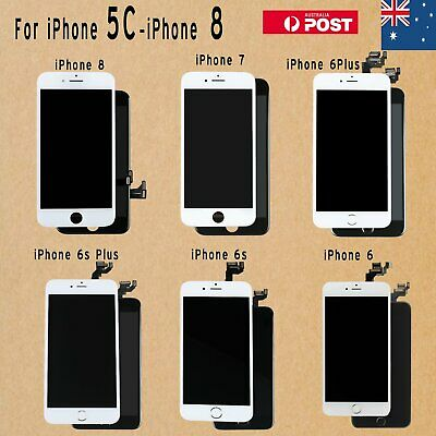 For iPhone 4/S 5 5s 5C SE 6 6s Plus LCD Display Touch Screen Digitizer Assembly