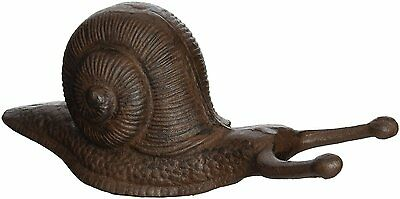 Fallen Fruits Cast Iron Large Snail Boot Jack shape of Snail Wellington Remover