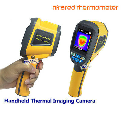 Handheld Thermal Imaging Camera Portable Infrared Thermometer IR Thermal Imager