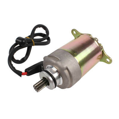 150cc STARTER MOTOR FOR CHINESE SCOOTERS, ATVS, AND KARTS WITH 150cc GY6 MOTORS