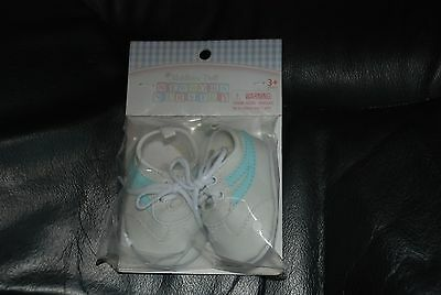 Lee Middleton Aqua Blue Tennis Shoes New in Package