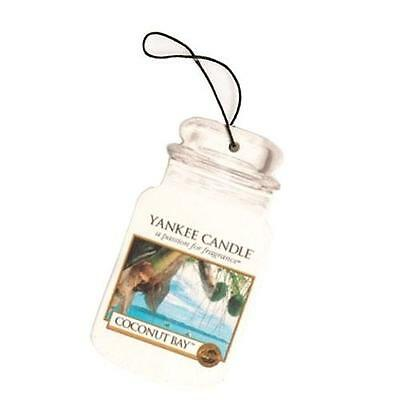 Yankee Candle Coconut Bay Car Jar