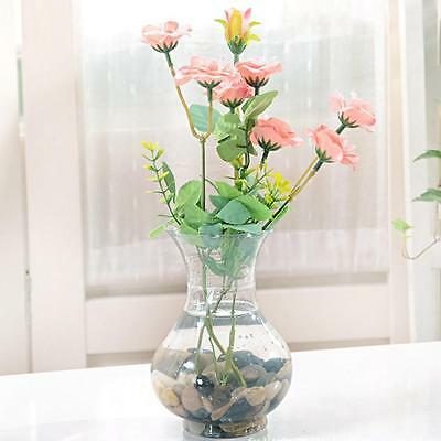 NEW Vase For Flower Plant Stand Hanging Hydroponic Home Office Wedding Useful