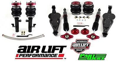 Ford Focus ST RS Air Lift Front & Rear Performance Series Kit Air Ride Slammed