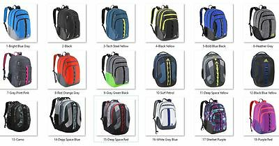 9a1086fed4 NWT Adidas Prime II Student Laptop Brasilia Foundation Student Stakes  Backpack