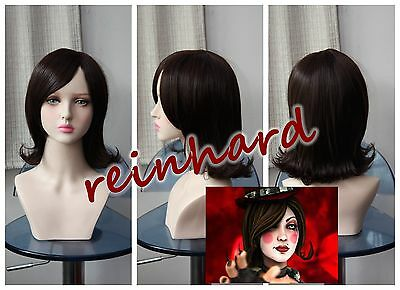 Borderlands: Mad Moxxi's Underdome- Moxxi cosplay anime Wig