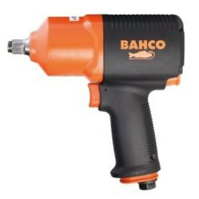 "Bahco Heavy Duty Pneumatic 1/2"" Air Impact Wrench 1112Nm LASTEST MODEL"