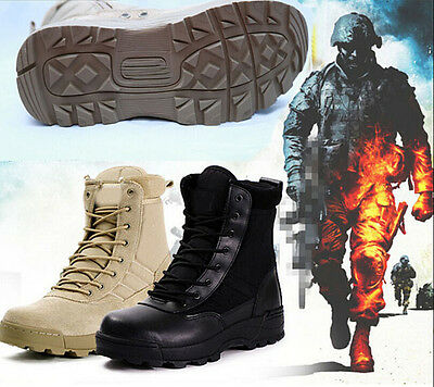 7158 Men's Special Forces Military Boots US Army Boot SWAT Tactical Combat Shoes