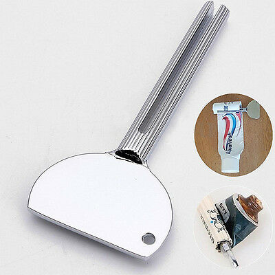 Metal Tube Wringer U Shape Toothpaste Hair Color Dye Cosmetic Oil Paint Squeezer