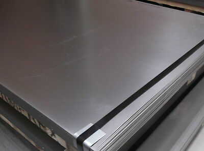 """6mm S355 mild steel sheet plate custom cut to size for free profiles black 1/4"""""""