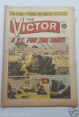 VICTOR Comic - Issue  no 371- Date March 30th 1968
