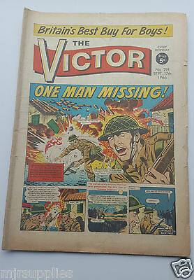 VICTOR Comic - Issue  no 291- Date Sept 17th 1966