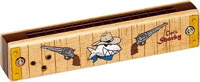 Harmonica Capt´n Sharky. Free Delivery