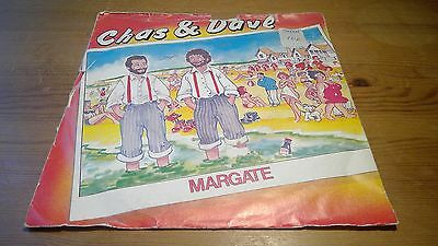 "Chas & Dave ‎– Margate / Give It Gavotte - 7"" Vinyl Record Single"