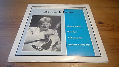 "Mervyn J. Futter - Dearest Mother - EP - 7"" Vinyl Record Single"