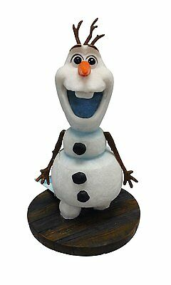 Disney Frozen (Penn Plax) Olaf. Mini fish tank ornament (5.8cm). Resin, aquatic