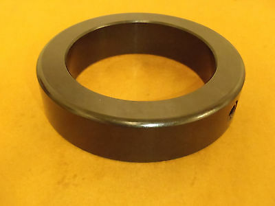"RULAND SC-57-F Shaft Collar, Steel Set Screw, 3-9/16"" !87C!"