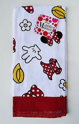 Disney - Minnie Mouse Body Parts Kitchen Towel