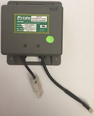 Medical Pride Mobility 2905-24 Automatic 3 Stage Battery Charger