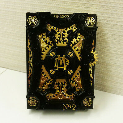 Mechanical Black and Gold Deck brand new sealed