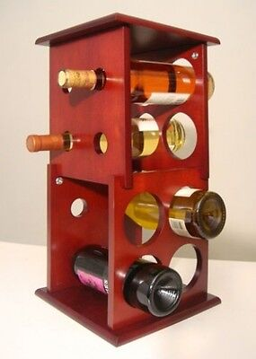 Proman Products WX16662 Fuji 2 Layer Wine Rack. Free Delivery