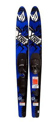 "HO Xtra Combo Waterskis 67"" with Contour Jr Boots -NEW-"