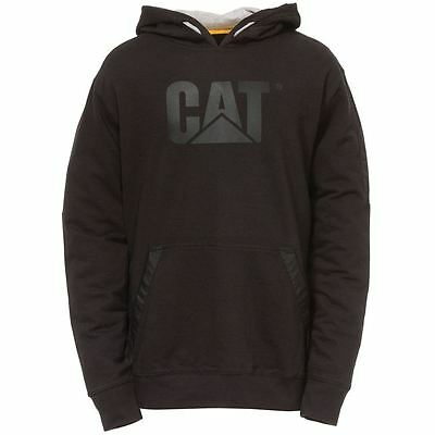 New Caterpillar CAT  Men's Lightweight Camping Hiking Fishing Hooded Sweatshirt