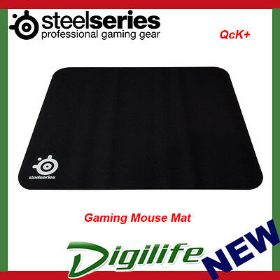 SteelSeries QcK+ Mouse Pad - 63003