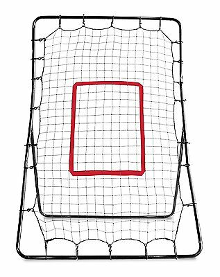 Ball Rebounder Baseball Softball Home Sport Outdoor Training Tool Throwing NEW