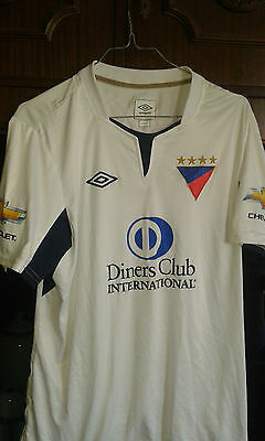 LIGA DE QUITO ECUADOR M  camiseta futbol football shirt