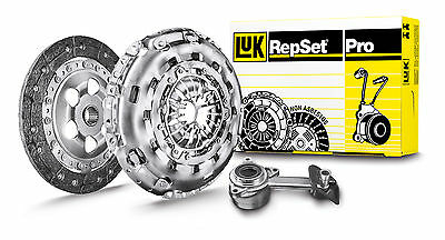 LuK Complete Clutch Kit 3 Piece 623297633 FORD TRANSIT TOURNEO CONNECT 1.8 TDCi