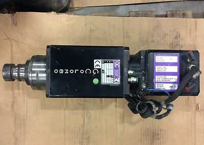 Giordano Colombo RA110.22 Spindle, 460VAC, 5Hp - USED
