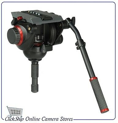 Manfrotto 509HD Professional Video Head NEW BOXED
