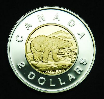 Canada Two Dollar $2.00 Toonies Circulating Coins Guide - Sent Bt Email