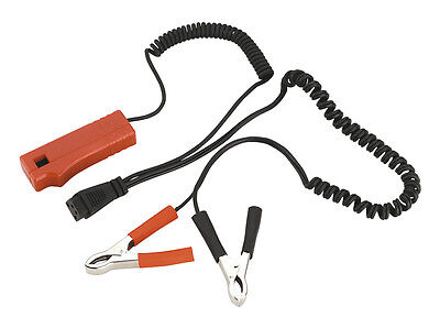 TL80/L Sealey Lead Set 1.5mtr with Conductive Pick-Up for TL80, TL81, TL84, TL85