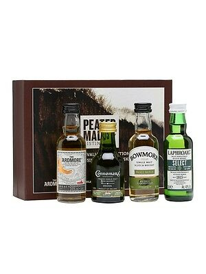 Peated Malts Of Distinction Gift Pack