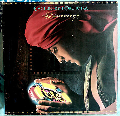 Electric Light Orchestra ‎– Discovery - VINILE LP