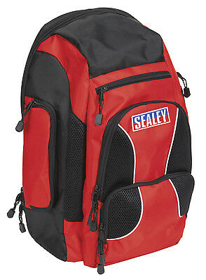 AP517 Sealey Tools Backpack Heavy-Duty 480mm [Tool Storage] Tool Bags