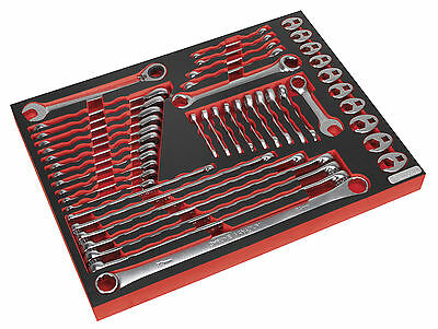 TBTP11 Sealey Tool Tray with Specialised Spanner Set 44pc [Tool Trays]