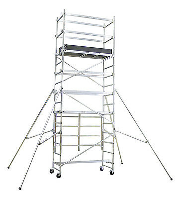 SSCL3 Sealey Platform Scaffold Tower Extension Pack 3 [Ladders]