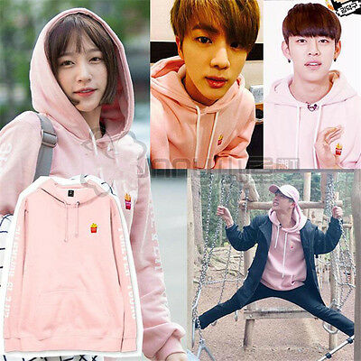 Kpop BTS JIN Sweatershirt Bangtan Boys Wings Cap Hoodie Sweater Coat Outwear