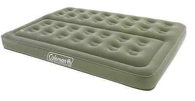 Inflatable Air Bed Mattress Double Camping Airbed COLEMAN Comfort Dual Chamber